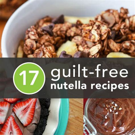 best nutella recipes 17 best images about recipes nutella on pinterest breakfast muffins nutella crepes and
