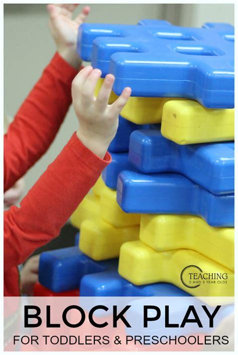 block activities for toddlers and preschoolers 321 | Block Play for Toddlers and Preschoolers