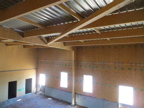 bureau d etudes structures construction du p 244 le culturel de broc 233 liande caen 14 b 226 timent culturel ibatec bois