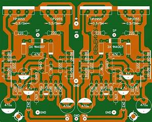 All Driver Power Amp  And Pcb  Power Namex