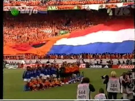 euro  italy  netherlands national anthem youtube