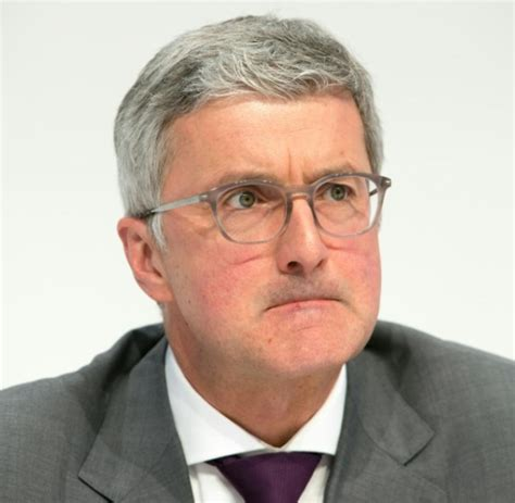 Im Audi Chef Rupert Stadler by Kriminalit 228 T Audi Chef Stadler Droht Nach Verhaftung Die