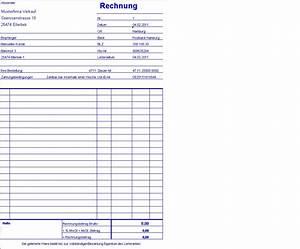 Mein Osnatel Online Rechnung : rechnungsformular excel tuning online ~ Themetempest.com Abrechnung