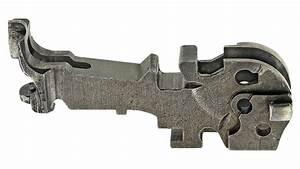 Lock Mechanism Frame  See Diagram