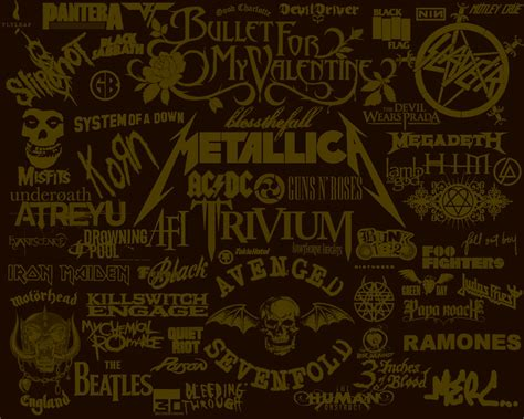 rock bands wallpaper  merc   images  clkercom