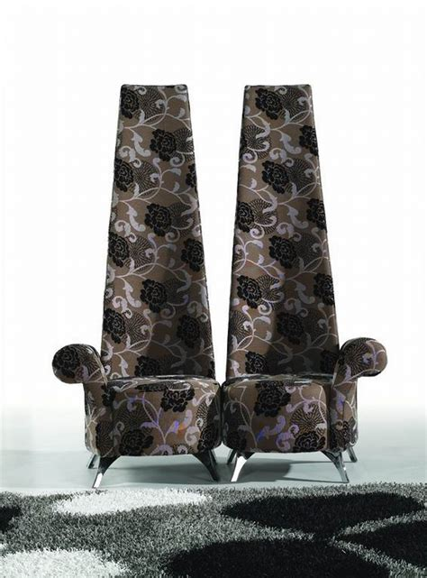 high back chair dining dining chairs