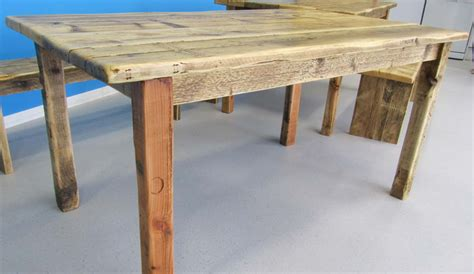 Chunky Reclaimed Furniture