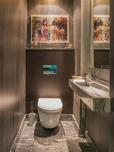 photos et idees deco de wc et toilettes de luxe With beautiful quelle couleur pour des wc 9 decoration wc toilettes industriel