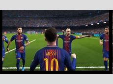 Pes 2018 FC Barcelona vs Real Madrid Live PC Gamer