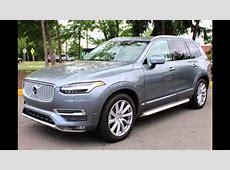 Volvo Xc90 Savile Grey 2018 Volvo Reviews