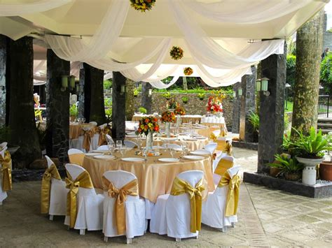 josephine restaurant cavite garden wedding cavite