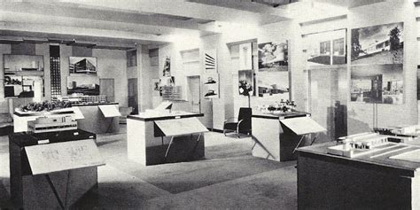 ad classics modern architecture international exhibition philip johnson and henry