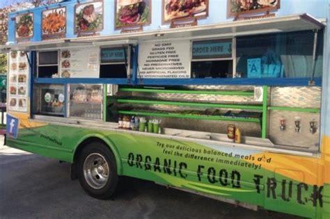 Food Truck Friday Organic Food Truck Fresh Healthy Eats