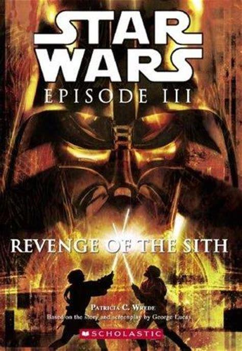 star wars episode iii revenge   sith novelization