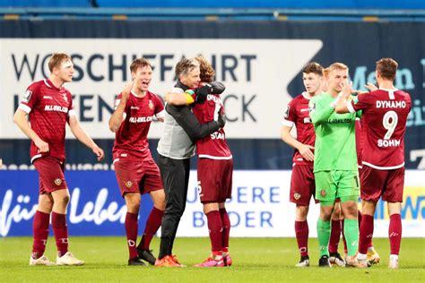 Wer gewinnt steht auf der tabellenposition 1! Dynamo Gegen Hansa Rostock / 1 3 Gegen Dynamo Dresden ...