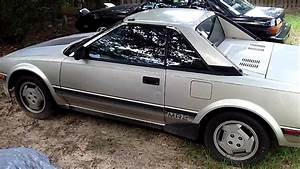 1985 Toyota Mr2 Walk Around