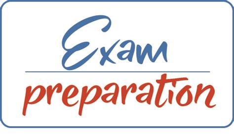 Exam Ready Workshops
