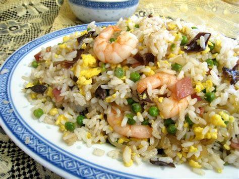 comment cuisiner le riz recette riz cantonnais réunionnais 750g