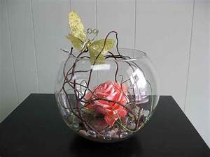 Rosen Im Glas : glas deko stilvoll und wundersch n ~ Eleganceandgraceweddings.com Haus und Dekorationen
