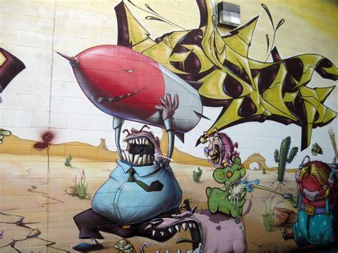 lovella licznar graffiti wallpaper