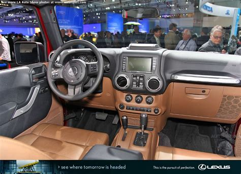 new jeep wrangler interior 2011 jeep wrangler interior photos