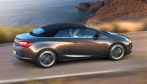 Opel Convertible by Opel Cascada New Convertible Rolls Production