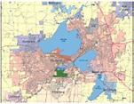 Madison Digital Vector Maps - Download Editable ...