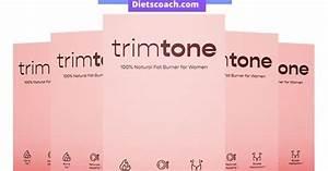 Trimtone Review - Natural Fat Burner