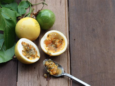 Maracuyá - Mi ingrediente natural
