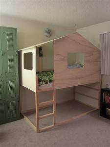 Ikea Hochbett Kura : diy ikea hack kura cabin 4 vintery mintery ~ A.2002-acura-tl-radio.info Haus und Dekorationen