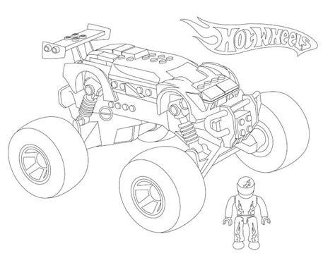 icolor  bigger boys monster truck coloring pages coloring pages truck coloring pages