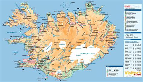 Carte De à Imprimer Avec Villes by Cartograf Fr Carte Islande
