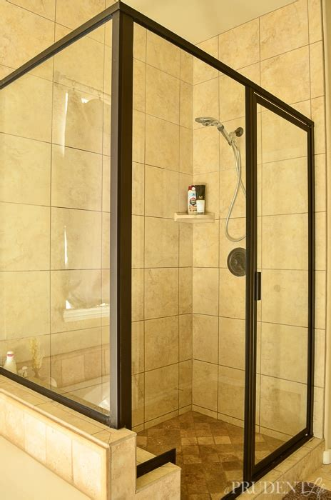 cleaning shower doors how to clean shower doors with water stains