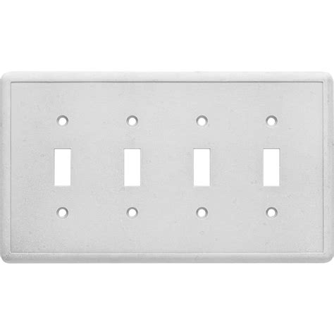 hton bay architectural 1 toggle switch wall plate