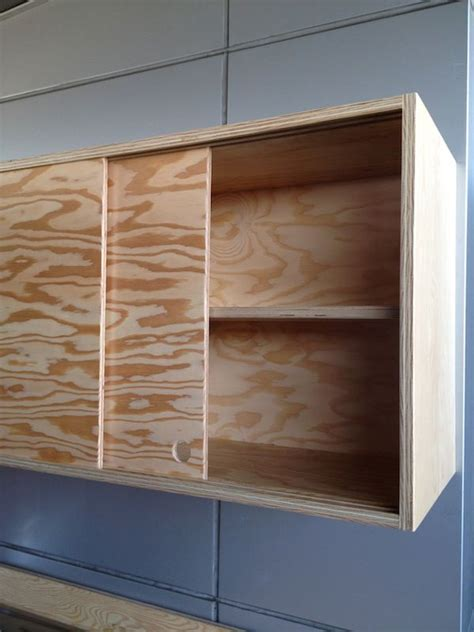 plywood garage cabinets woodworking projects plans
