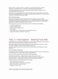 Guide-to-food-hygiene Doc