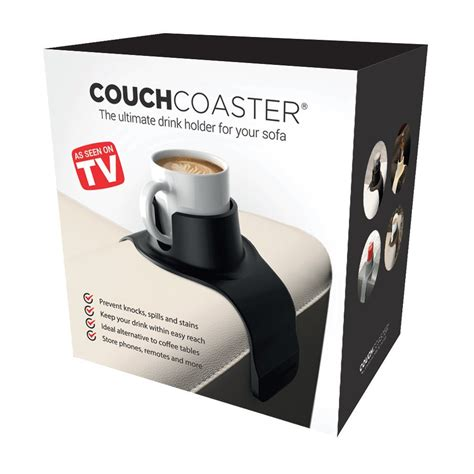 Drink Holder For Sofa by Weighted Cup Holder