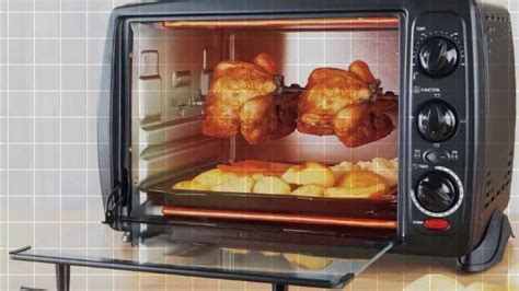 Rotisserie Chicken In Toaster Oven by Rotisserie Oven