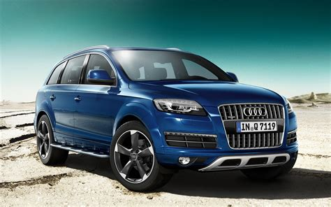 2014 Audi Q7 by Audi Q7 S 2014 Widescreen Car Wallpapers 02 Of 4