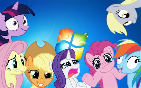 My Background My Pony Hd Wallpapers For Desktop