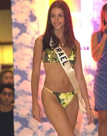 noora hautakangas swimsuit tensions between israel and lebanon at miss universe