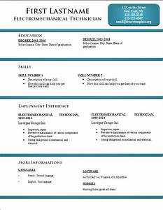 latest cv format free english cv With latest resume templates free