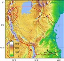 File:Tanzania Topography.png - 维基百科,自由的百科全书