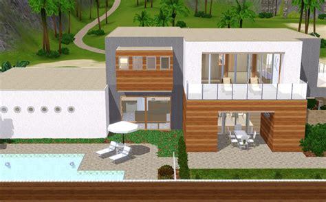 sims 4 maison moderne plan segu maison
