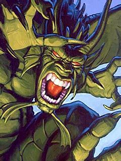 fin fang foom earth  marvel comics