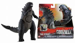 Bandai America: First Bandai GODZILLA (2014) Toys Revealed
