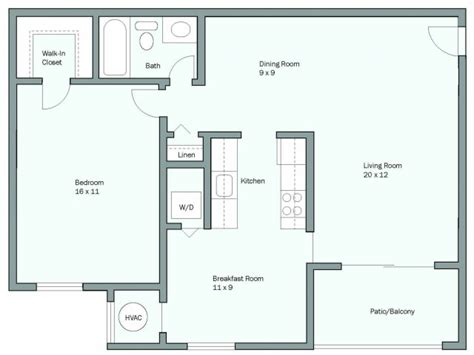 3 Bedroom Apartment Floor Plans by Luxury Apartment Floor Plans In Md Lerner Square