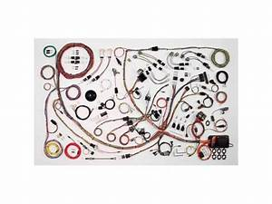 Wiring Assy Complete Custom Updated Kit Modern Fuses