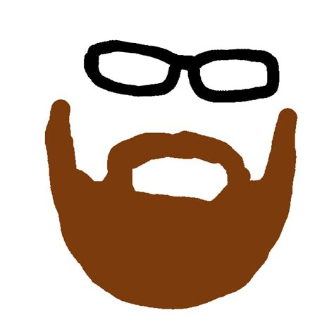 Beard Clip Free Beard Clipart Pictures Clipartix