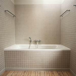 plaque imitation carrelage salle de bain 1 dalle With plaque pvc salle de bain
